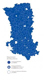 Carte territoire Gérédis