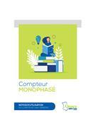 Compteur monophasé